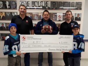 KMFL Donation